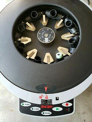 Iris StatSpin Express 4 High Speed Centrifuge Horizontal 8 place Rotor