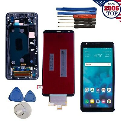 For LG Stylo4 Q710 Q710MS Q710CS LCD Display Touch Screen Digitizer Assembly
