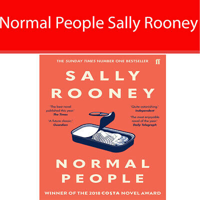 Normal People by Sally Rooney Literary Theory & Movements Paperback NEW