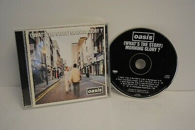 Oasis - (What's The Story) Morning Glory Cd Usa