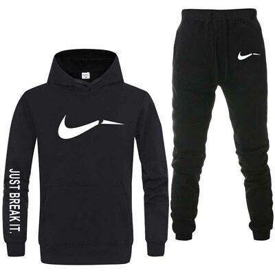 Men's Jogging Suit Tracksuit Sweatshirt Pants Sports Suit Sweater Pants Pullover