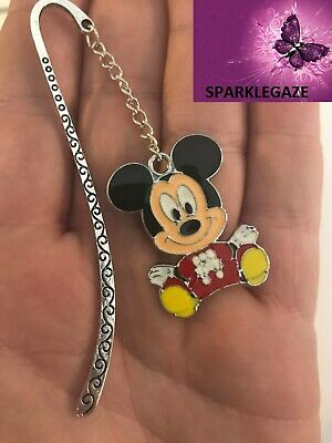 Brand New 2019 Disney Baby Mickey Mouse Sitting Bookmark Aus Seller