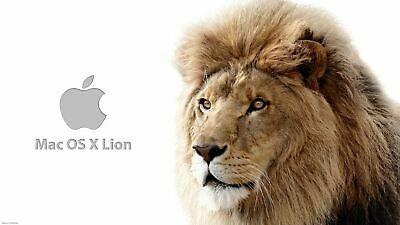 Apple Mac OSX OS X Lion 10.7 Bootable installer install Recovery USB Drive 16GB