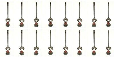 N47D20D SET of 16 2006 8 INLET 8 EXHAUST VALVES FIT TO BMW 2,0 d xDrive