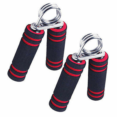 Foam Hand Grip High Quality Gripper Fitness Wrist Body Exercise Twin Pair Pack