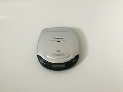 Panasonic, Portable CD Player SL-S113, Grey