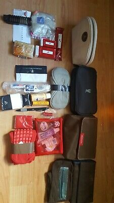 Bmi Airline Business Class Travel Flight Amenity Bag Kit Unopened New