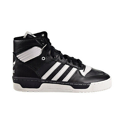 Adidas Rivalry High Mens Ewing Nets Shoes Crystal White/Bold Gold BD8021