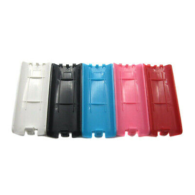 Wii Remote Controller Battery Back Door Shell Cover Lid Replacement For Nintendo