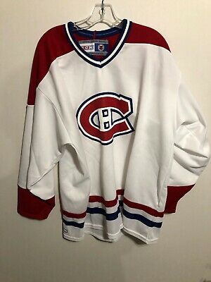 san francisco b9f87 9b07d MONTREAL CANADIENS ADIDAS Jersey Custom Any Name Any Number ...