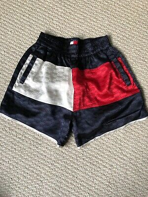 054aa5575b9f Kith X Tommy Hilfiger Satin Boxing Short Navy Size XS - In hand, Ready to