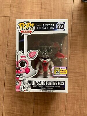FUNKO POP! FNAF Sister Location Jumpscare Baby #224 2017
