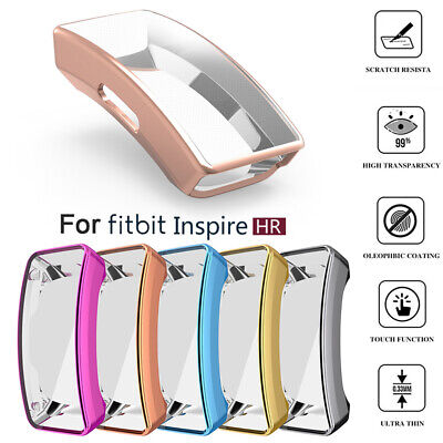 Shell Protective Cover TPU Watch Case Smart Band For Fitbit Inspire & HR