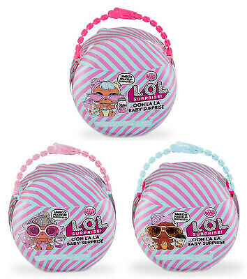 All 3 - Lol Surprise! Ooh La La Baby - Lil Bon Bon + Kitty Queen + Dj - Preorder