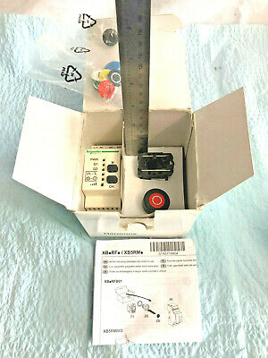 SCHNEIDER ELECTRIC XB5RFA02 Push Button Transmitter and Receiver Kit