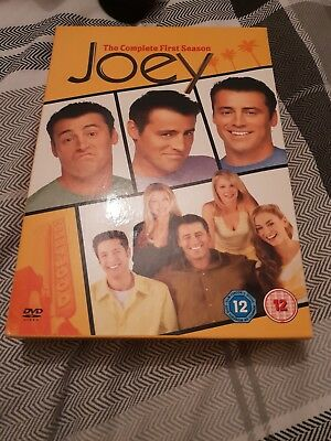 Joey - The Complete First Season (DVD, 2005, 3-Disc Set) (pre-owned)