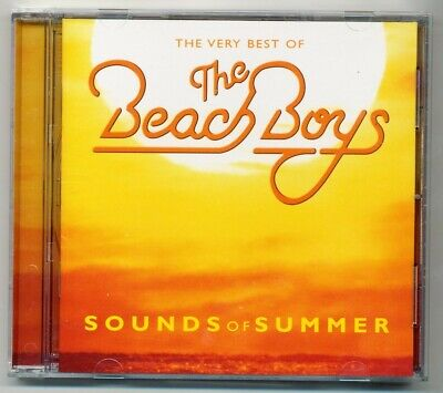 Beach Boys Sounds Of Summer Very Best of CD Capitol Aust Oz