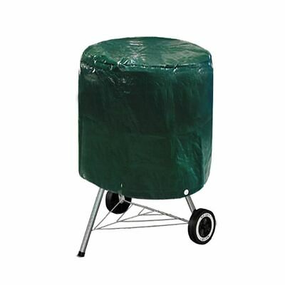 New Faboer Premium Kettle Barbecue Cover for Small Garden BBQ's 75 x 56 cm Green
