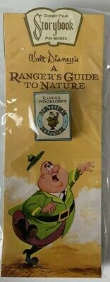 Disney Catalog - Storybook Series - A Rangers Guide To Nature - Hinged Pin