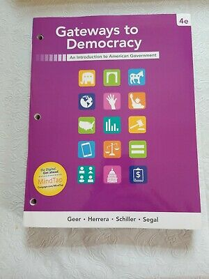 Gateways To Democracy Ap Us American Government 4Th Fourth Edition Geer