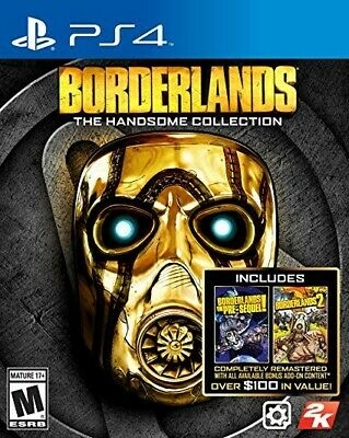 Borderlands: The Handsome Collection PS4 Preowned Great Condition Playstation 4