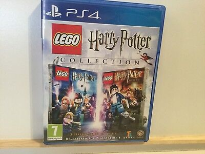 LEGO HARRY POTTER COLLECTION - PS4 - Playstation 4 Video Game - Tested