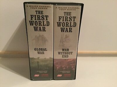 First World War - The Complete Series (VHS, 2004)