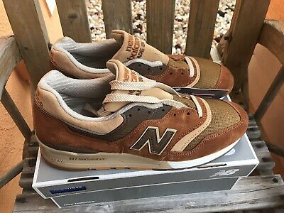 check out b39fe 01c25 NEW BALANCE J Crew 997 M997JC1 Butterscotch Sz 11.5 NEW! Cortado Hyannis