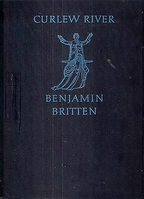 Benjamin Britten, Curlew River, a parable for Churcxh Performance op.71 1983