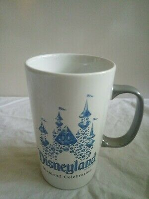 Starbucks Disneyland Resort 60th Anniversary Diamond Celebration Coffee Mug