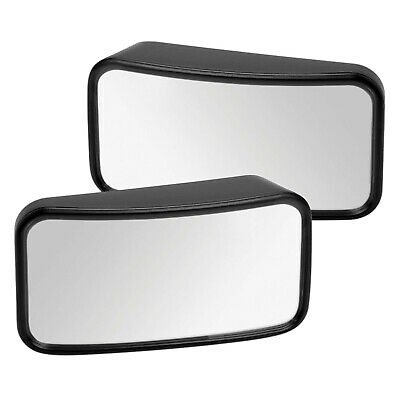 Smartworks Auto Blind Spot Mirrors - Set of 2 for Cars, Trucks, SUVs, Trailers