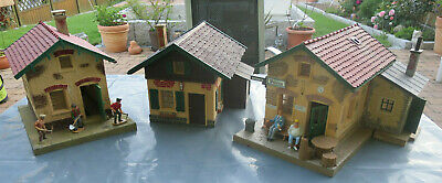 (Go / if Pola LGB Houses Selection Station Forester's House Waiting Station Hut