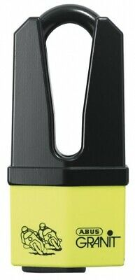 Blocca Disco Abus Granit Quick 37-60Hb70 Giallo
