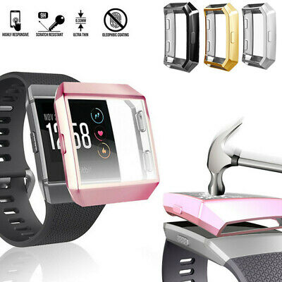 Screen Protector Protective Case Cover For Fitbit Ionic Smart Watch Accessories