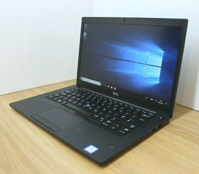 Dell Latitude 7490 Win 10 Laptop, Intel Core i5 7300u 7th 2.6GHz, 8GB, 1TB SSD