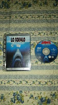 dvd Lo squalo jewel box con doppiaggio originale