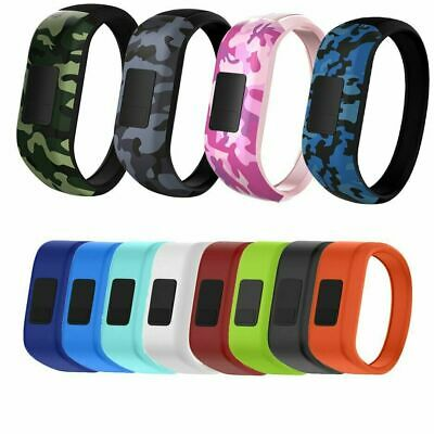 For GARMIN VIVOFIT JR 2 Replacement Silicone Wrist Strap Junior Fitness Band