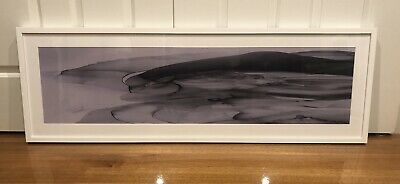 United Interiors Timeless Wall Print With White Frame Excellent Condition
