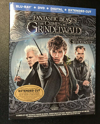 Fantastic Beasts: The Crimes of Grindelwald French/Canadian Release