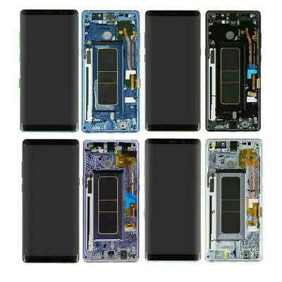LCD Display Screen Touch Digitizer +Frame For Samsung Galaxy note 8 SM-N950 NEW