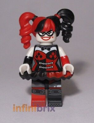 Lego Harley Quinn from Set 70916 The Batwing Super Heroes Minifigure NEW sh398