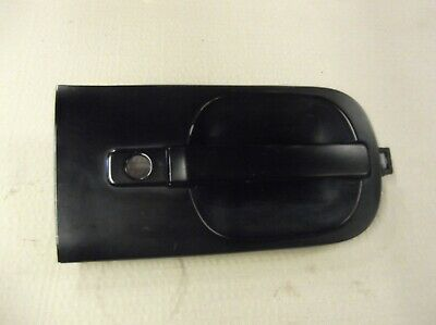 Hyundai I800 H1 Iload Drivers Side Front Osf Door Handle Outer 2008-14 Black
