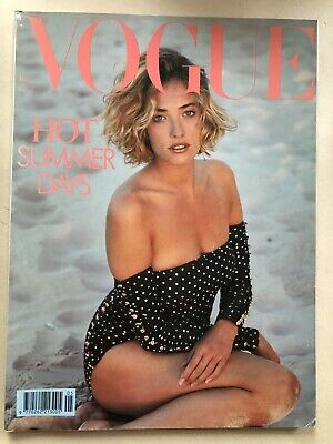 1989 May VOGUE SPECIALIST SHOP  stylish free gift wrap