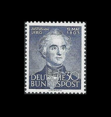 GERMANIA 1953 NR. 166 LIEBIG ** MNH Germany BUND BRD