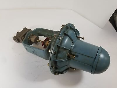 Foxboro 91F-49596-3 316SS Actuated Control Valve