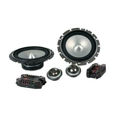 AL160SE 160 MM 180W KIT ALTOPARLANTI 6 PZ ACCESSORI PER AUTO DV MINI (S3m)