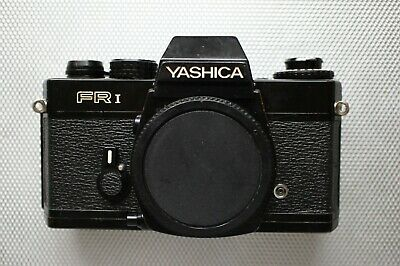 Yashica FR1 Film Camera Body with contax yashica mount