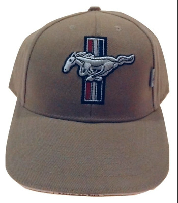 Mustang Casquette Ford