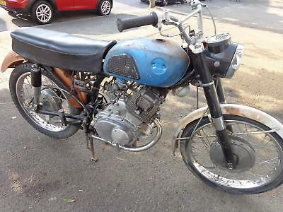 1966 Honda CL160 CB160 us import original restoration project restoration £599
