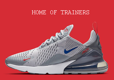Baskets Toutes Tailles Gris Rouge Royal Air Max Loup 270 Homme Jeu Cool Nike EbD2YIeH9W